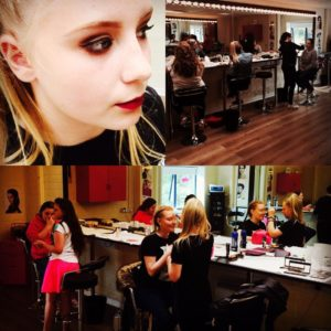 FX Makeup Academy, teen, tween, summercamp, bootcamp, makeup, lessons, dublin makeup school