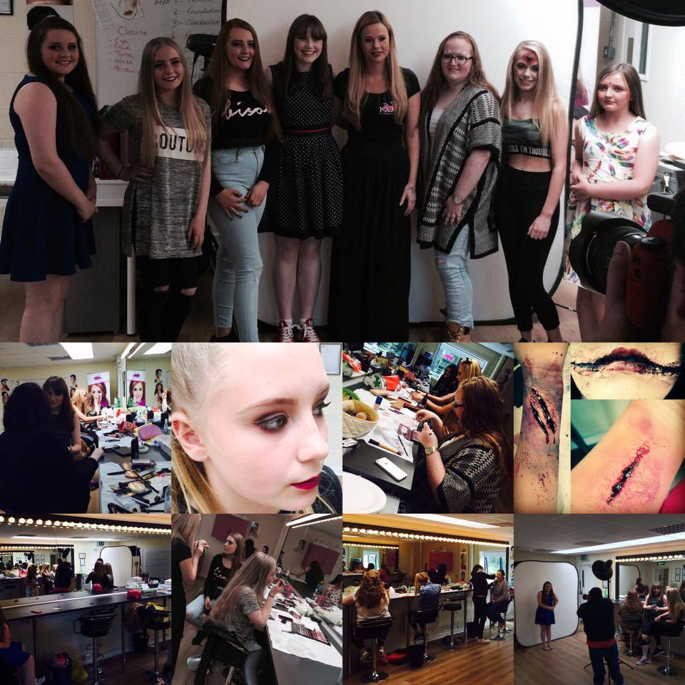 Teen Bootcamp, teen makeup, teen photoshoot, teen mua, mua, make up lessons, makeup school dublin, summercamps for teens, makeup summercamps for teens, teen makeup graduation