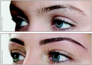 Image of HD Brows by FX MAkeup Academy Dublin