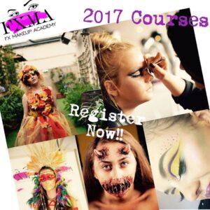 Advanced makeup course