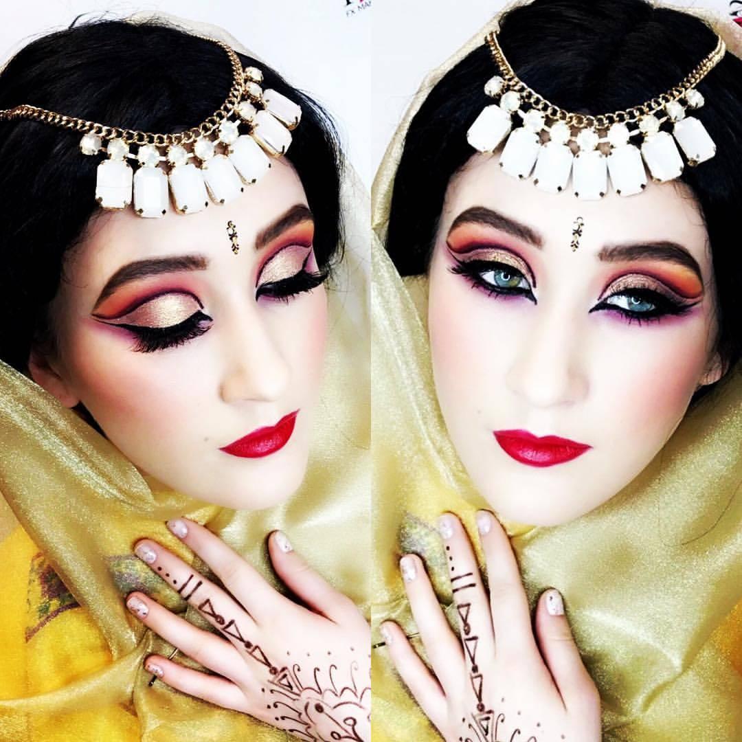 Indian Makeup - FX Makeup Academy
