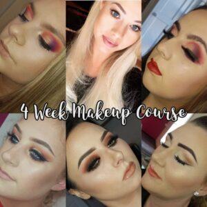 Intensive Makeup Course 4 Weeks Dublin