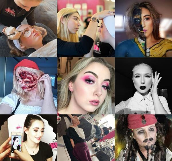 itec diploma in makeup and beauty specialist certificate