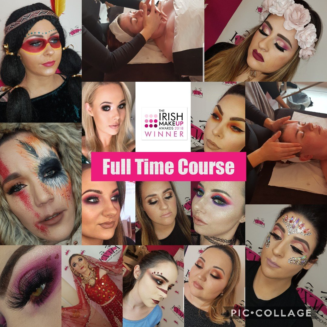 ITEC Full Time Makeup Course