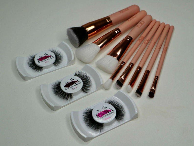 FX Makeup Academy Brushes