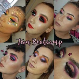 Teen Bootcamp Makeup Course