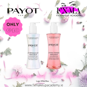payot cleanser duo